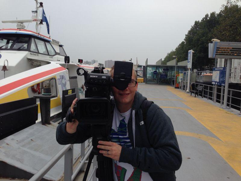 Opnames Rotterdam Nieuws-Item